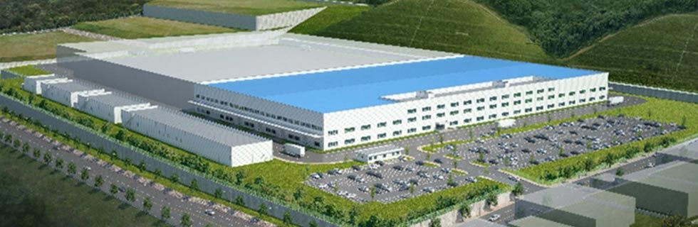 Hyundai Mobis broke ground of its Ulsan factory for EV components