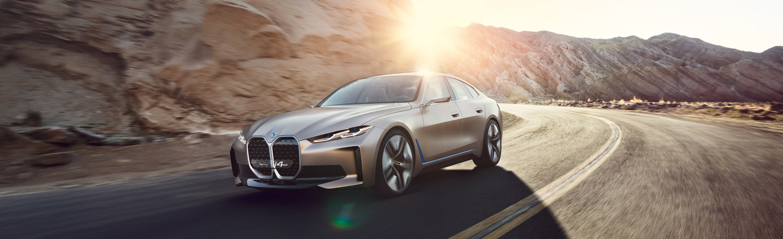 BMW remodels its Munich plant for the production of the BMW i4
