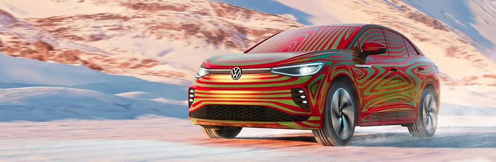 Volkswagen teases the ID.5 and ID.5 GTX with a stylish SUV coupé design