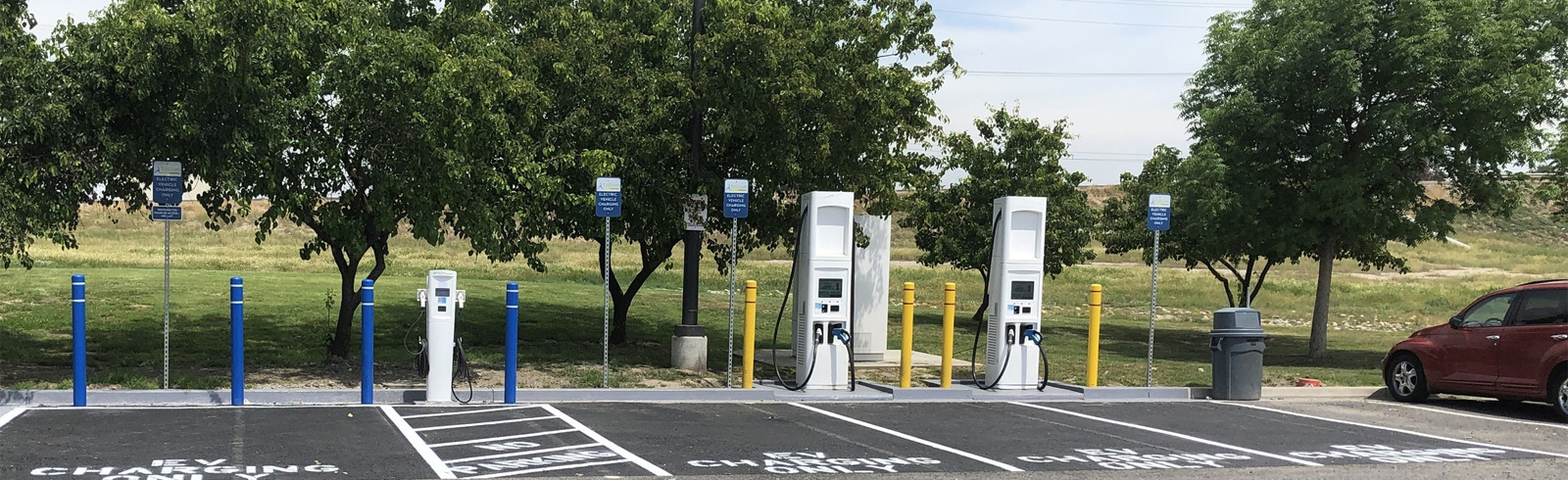 EV Connect, Trillium announce completion of California's Central Valley Electric Highway