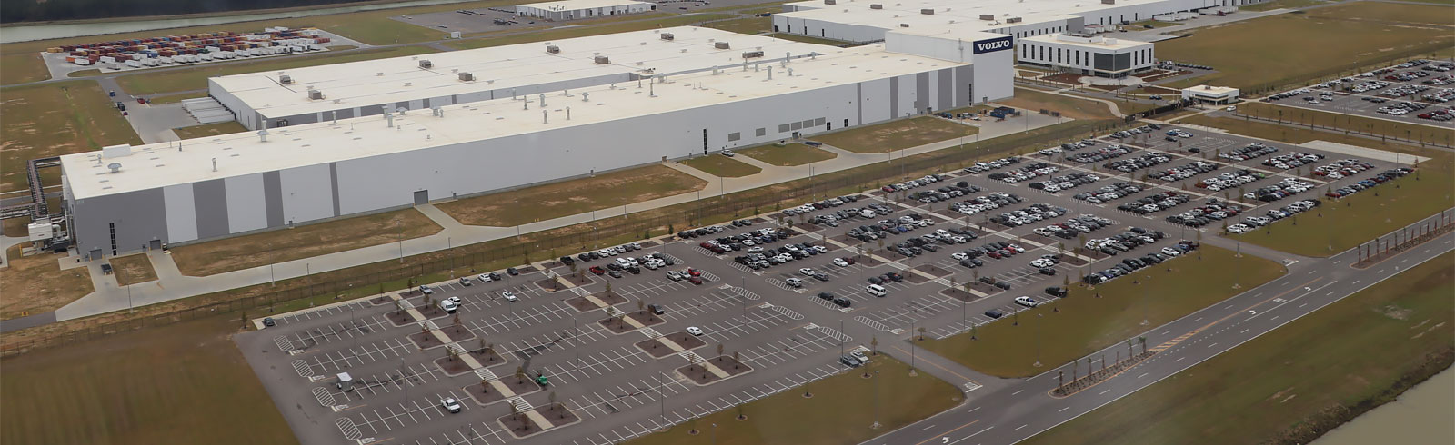 Volvo will expand its Ridgeville, SC campus with a battery plant for the electric XC90 SUV