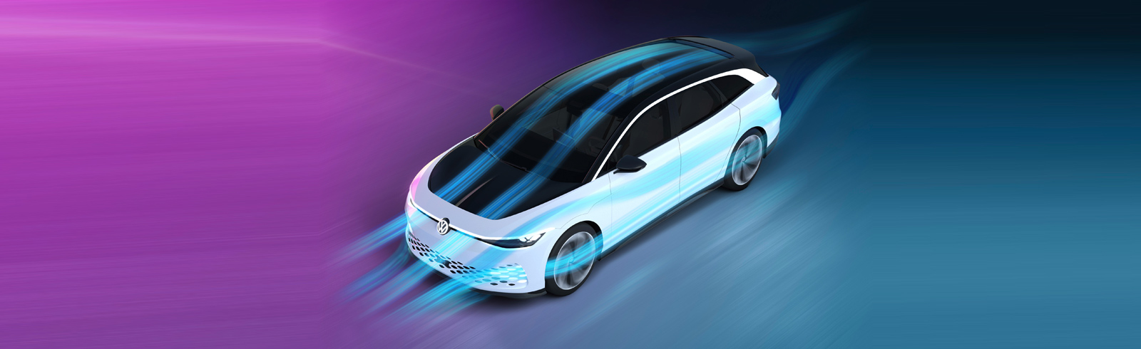 Volkswagen unveils the ID. SPACE VIZZION concept car