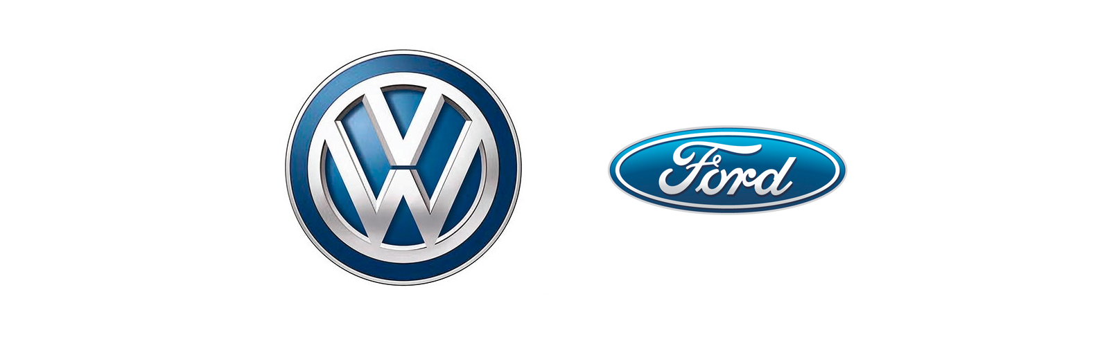 Volkswagen and Ford announce a broad global alliance, will explore collaboration options on EVs