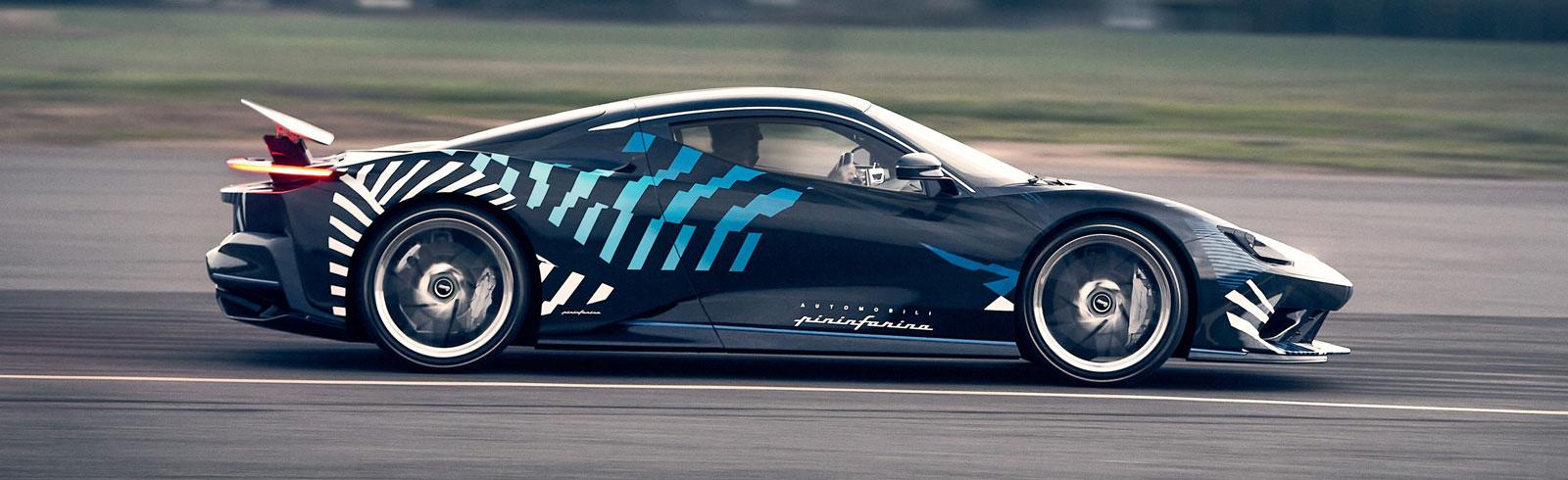 Automobili Pininfarina starts the Battista Hypercar Development Programme