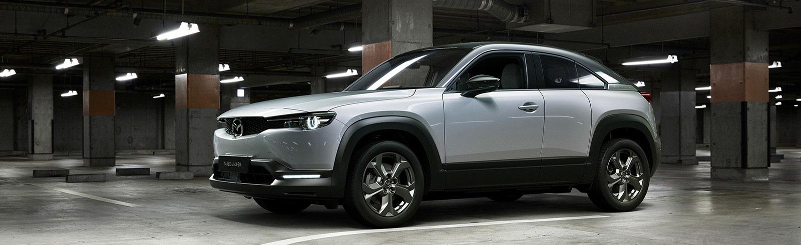 Mazda MX-30 has entered production