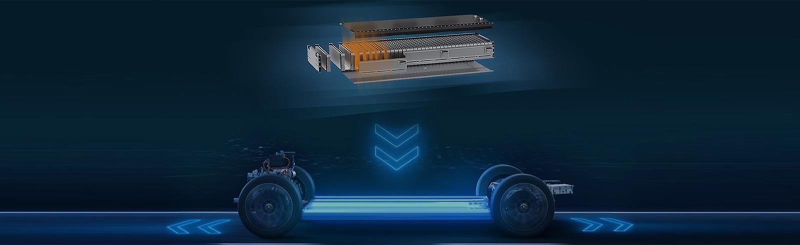 Mercedes-Benz announced strategic partnership with Farasis Energy for EV batteries
