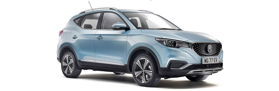 MG Motor gives around 100 MG ZS EVs to NHS agencies in the UK