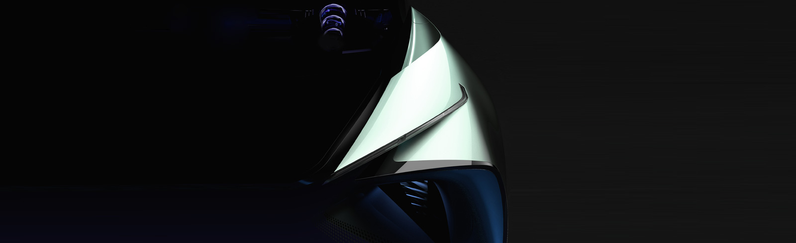 Toyota teases the first Lexus all-electric vehicle (teaser video included)
