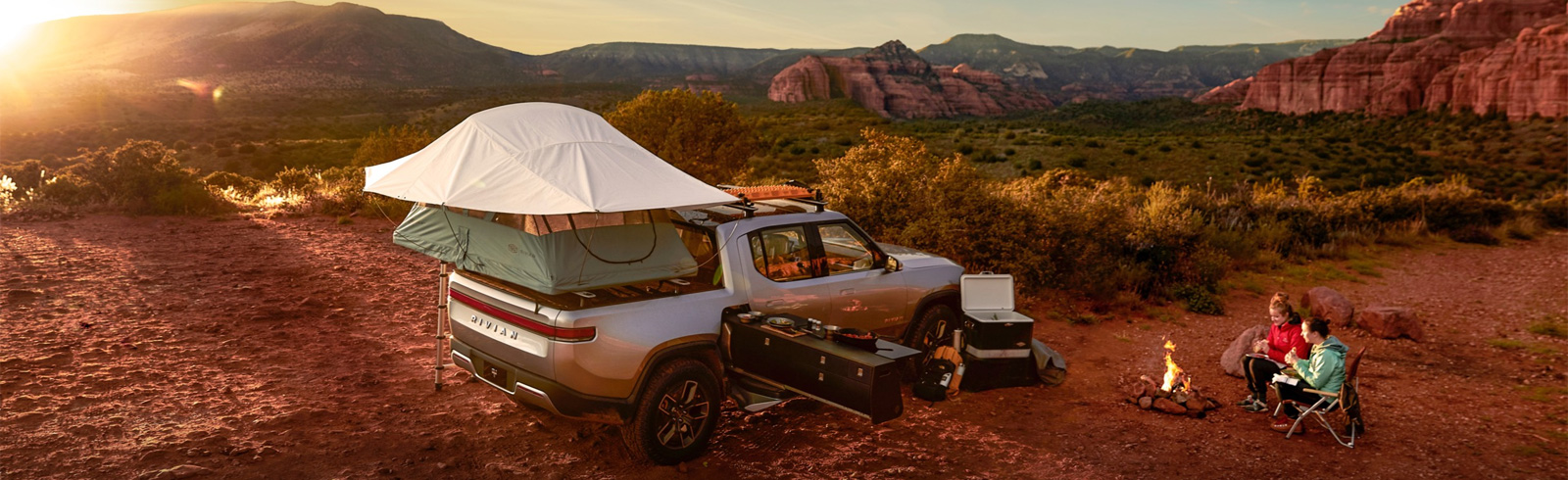 Rivian announces delivery times for the R1T and R1S