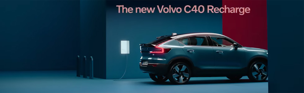 Volvo C40 Recharge unveiled with a 78 kWh battery and AWD