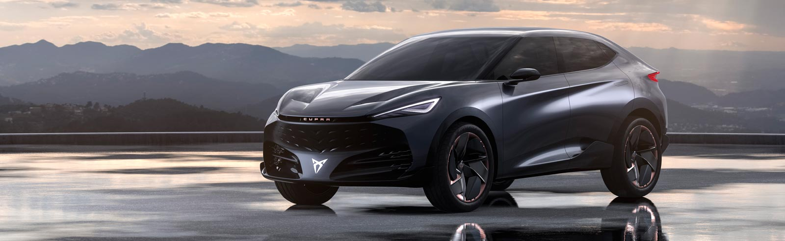 SEAT unveils the Cupra Tavascan - its first all-electric SUV