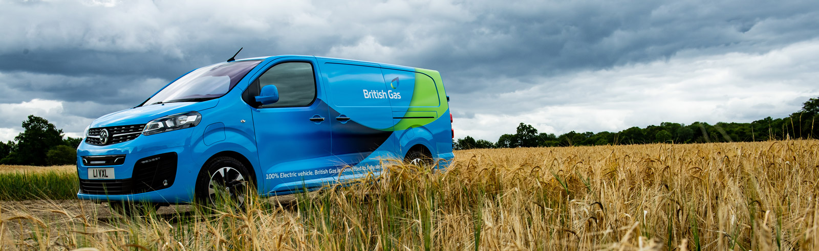 British Gas makes the largest UK commercial EV order with Vauxhall / Opel