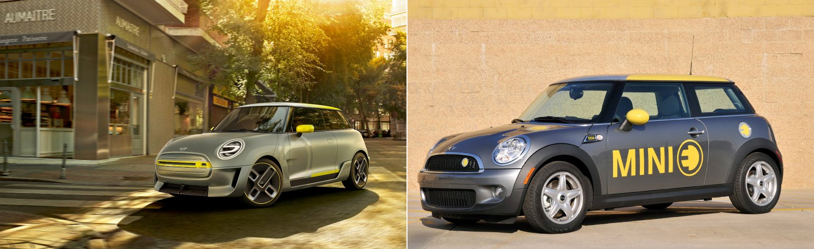 Mini E will be announced in September and will go on sale in early 2020