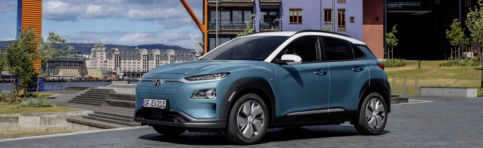 The 2020 Hyundai Kona Electric has received Best Electric Vehicle award from U.S. News & World Report