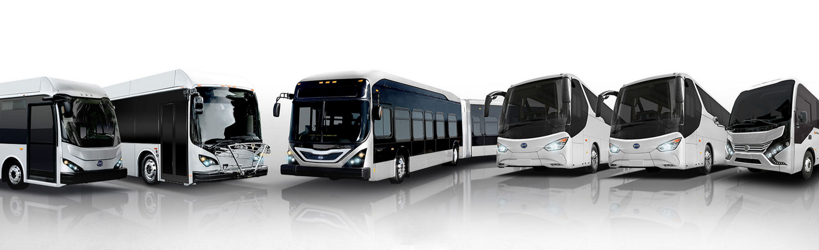 BYD will supply 157 electric buses to the Los Angeles Department of Transportation in CA, USA
