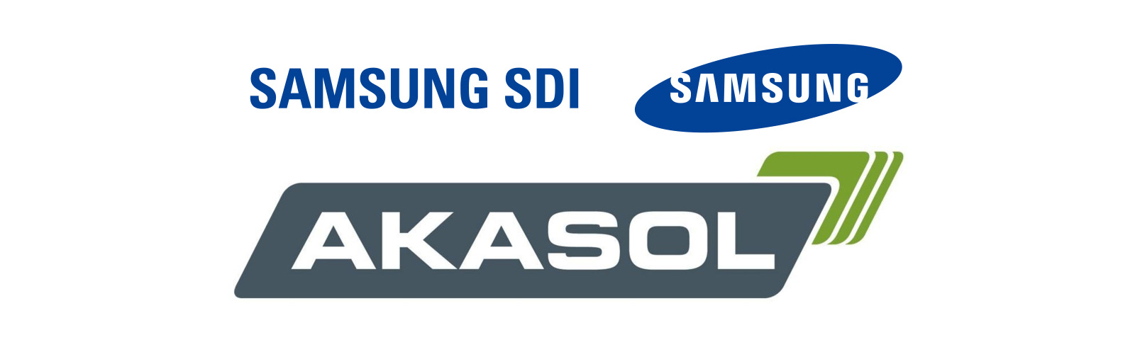 Samsung SDI will supply battery cells and modules to Akasol for two global commercial vehicle manufacturers