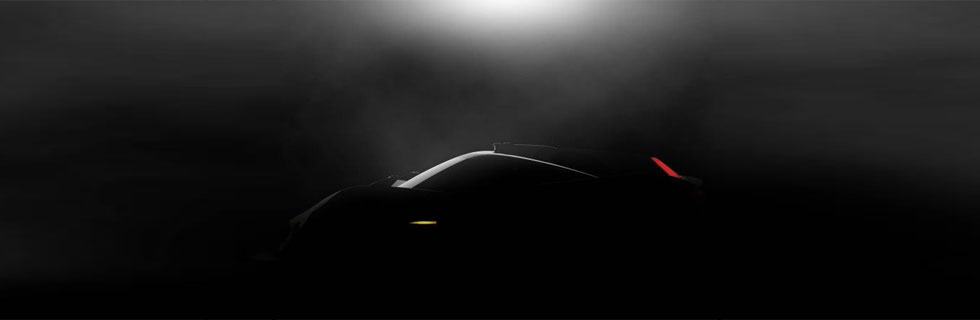 The APEX AP-0 EV concept will be unveiled at the Geneva Motor Show on March 3
