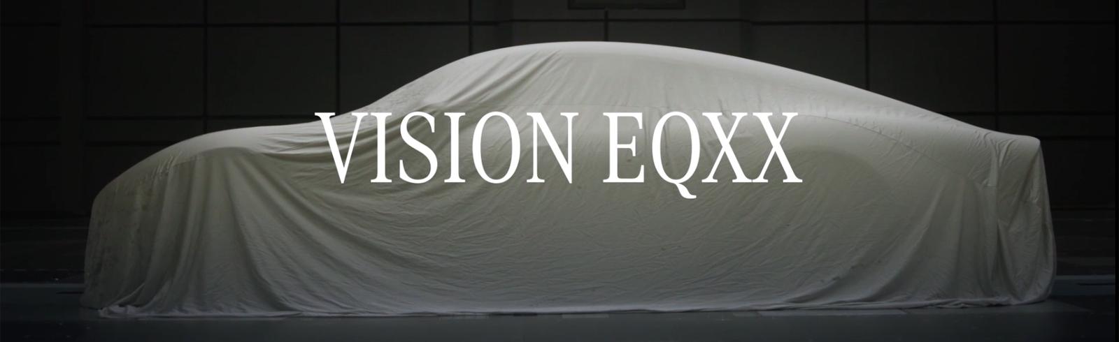 Mercedes-Benz details the Vision EQXX concept a bit