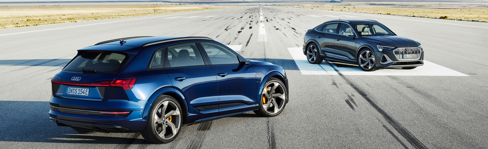 2022 Audi e-tron S and e-tron S Sportback go on sale in the USA this fall