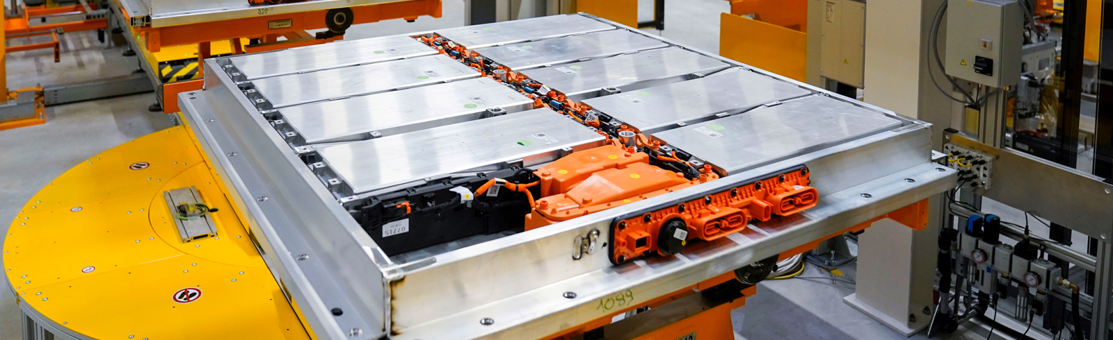 The Volkswagen Group Components plant in Braunschweig doubles battery systems production