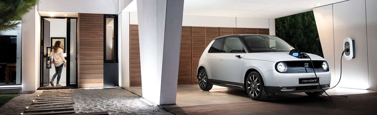 Honda unveiled the e:PROGRESS - its first commercial Energy Management service