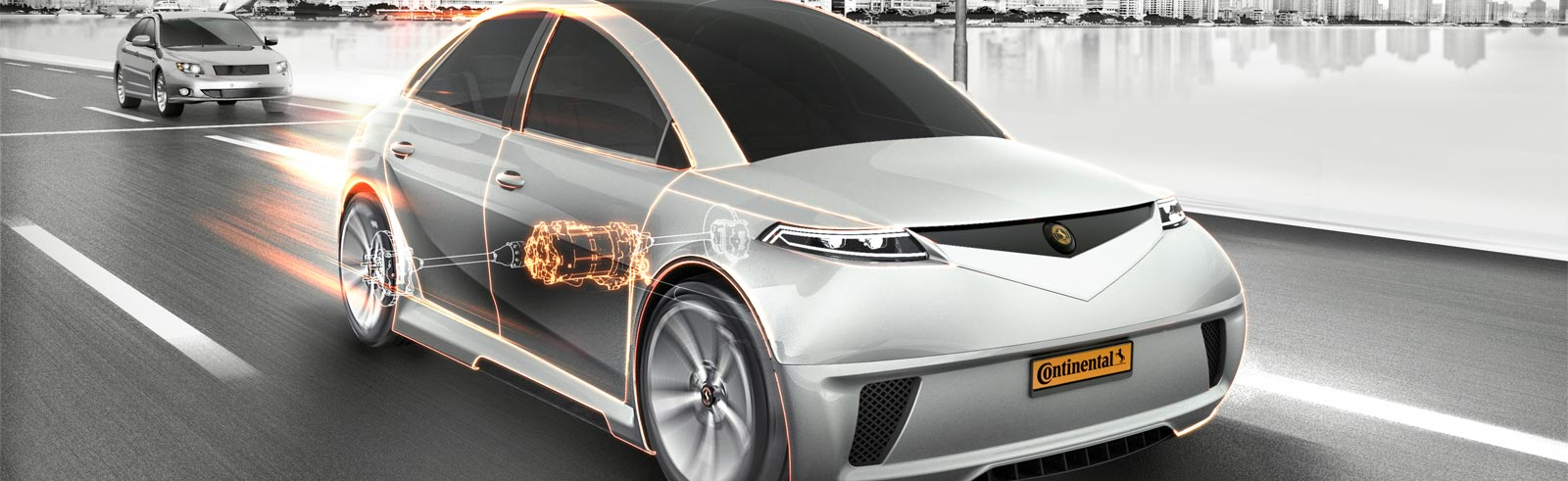 Continental to present the first fully integrated axle drive for EVs at the IAA 2019 in Frankfurt