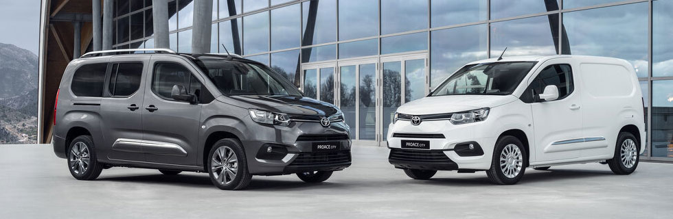 Toyota will partner with PSA Group to launch electrified LCVs in Europe in 2020 and 2021
