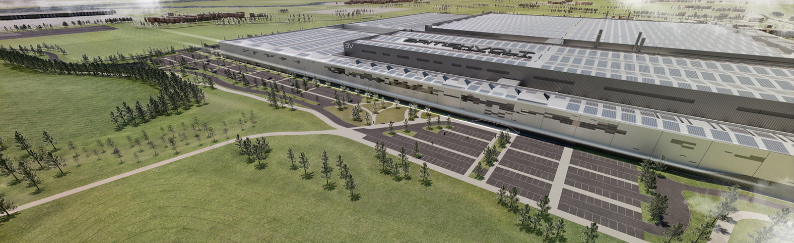 Britishvolt has received planning permission for its first full-scale lithium-ion Gigaplant facility