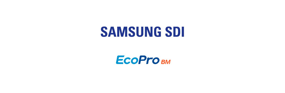 Samsung SDI makes a JV with EcoProBM to streamline cathode supplies