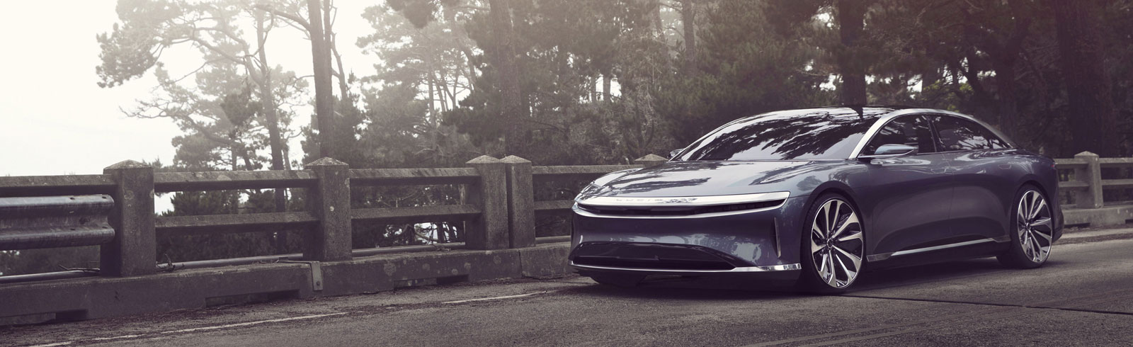 Lucid Air is available for reservation in select European countries