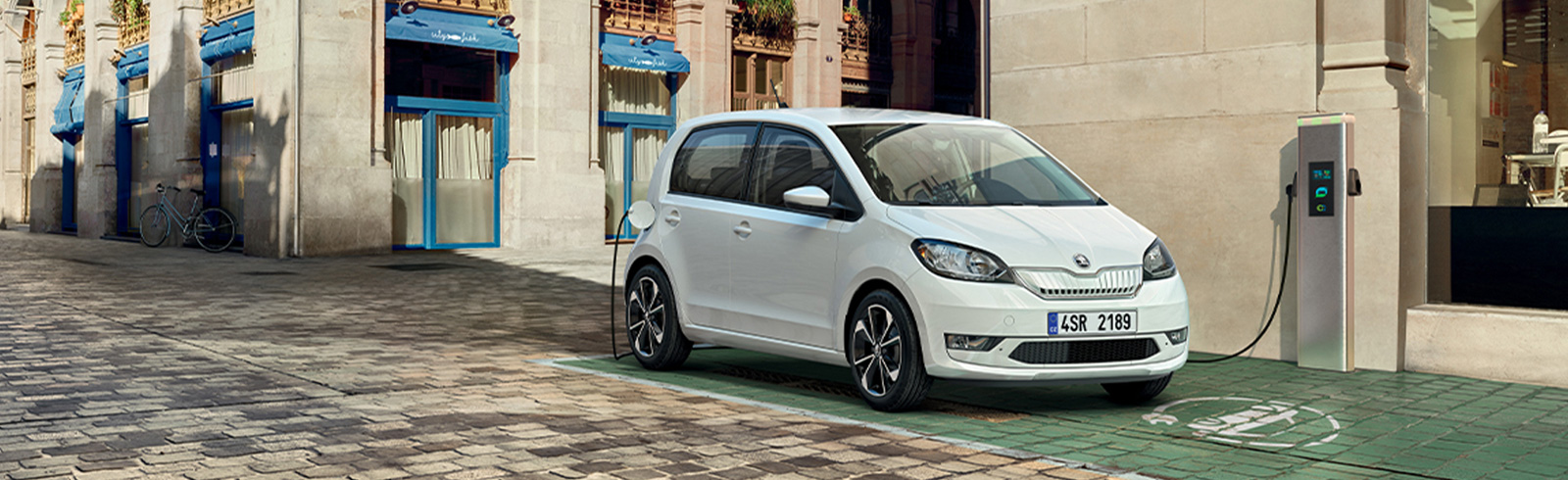 Škoda CITIGOe iV goes official with a 61 kW motor and a 36.8 kWh battery