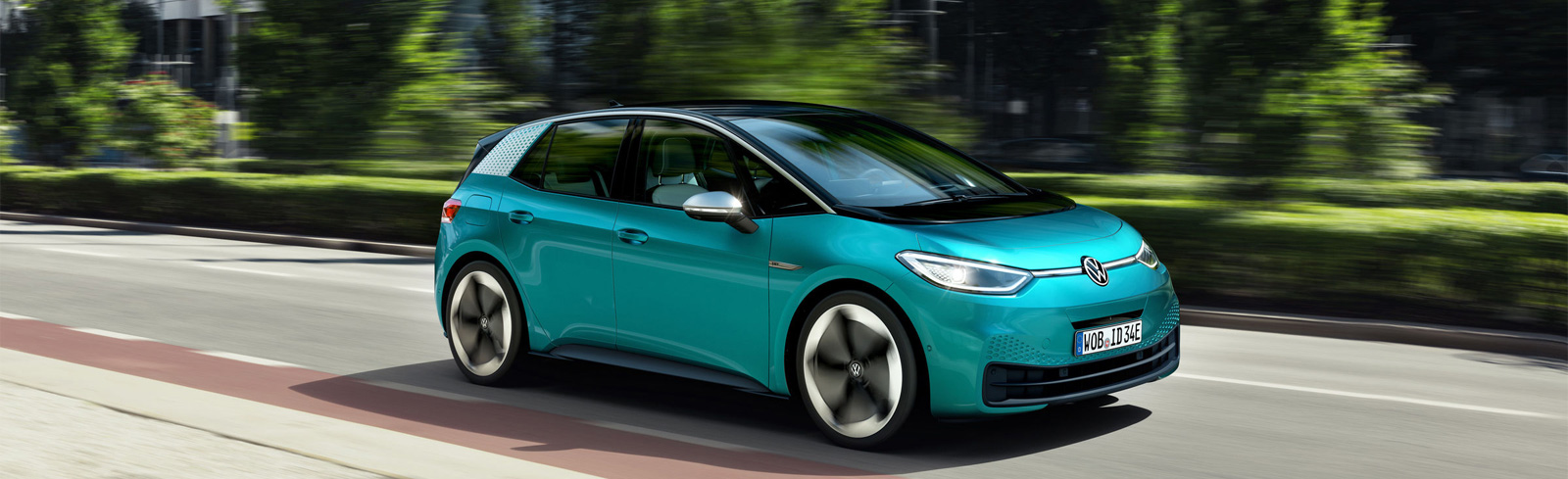 Volkswagen will launch a new sales model for the ID. family in April