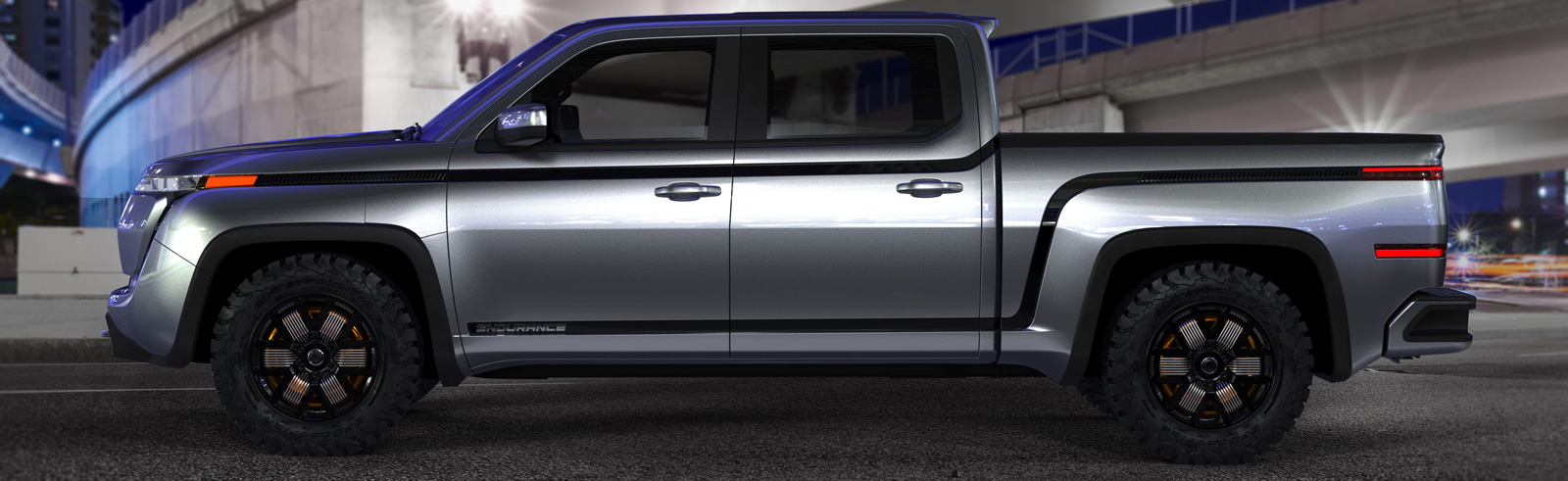 A full-scale Lordstown Endurance all-electric truck will be unveiled towards the end of June