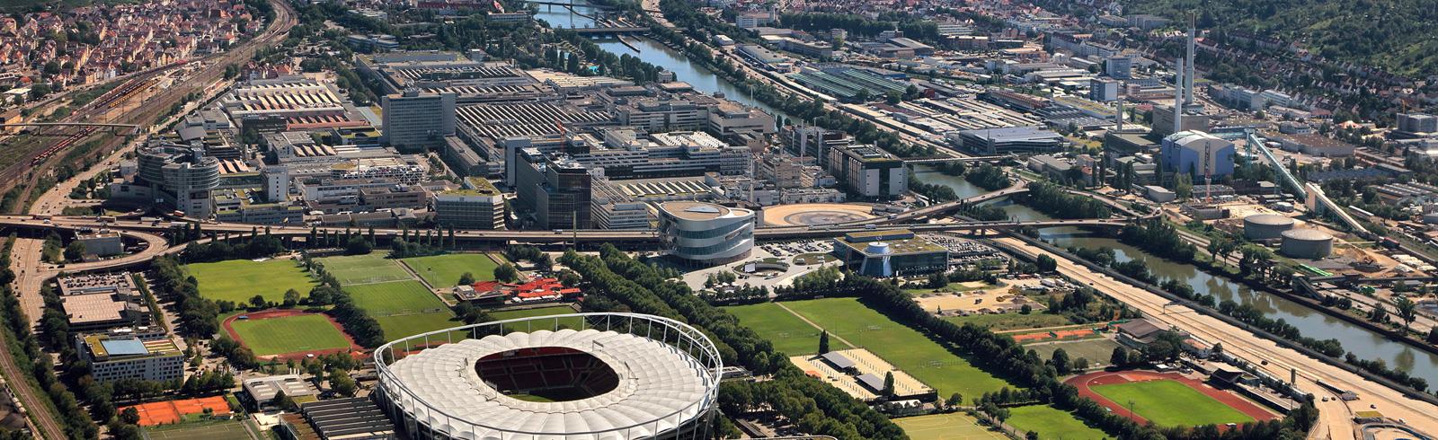 Mercedes-Benz will make its Stuttgart-Untertürkheim an Electric Drive System Campus
