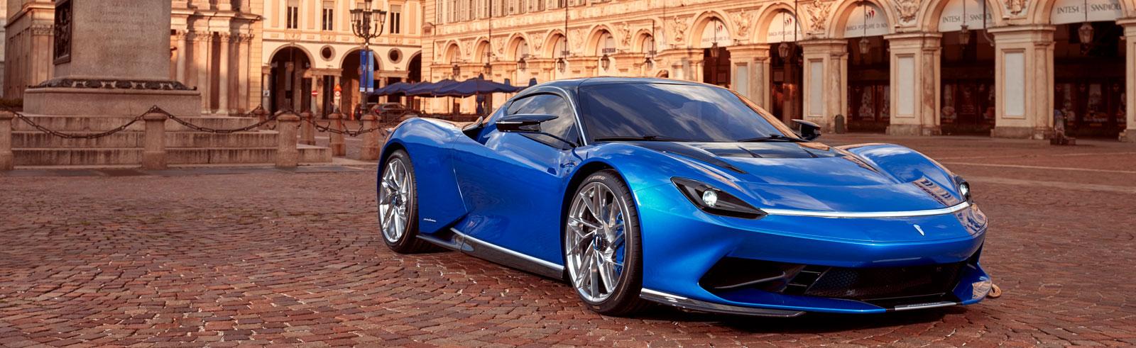 Automobili Pininfarina's Battista will make its public debut on August 16th