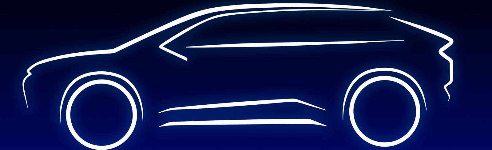 Toyota teases a new BEV on the e-TNGA platform for its European market