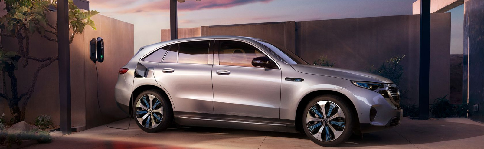 The 2020 Mercedes-Benz EQC goes on sale in South Korea tomorrow