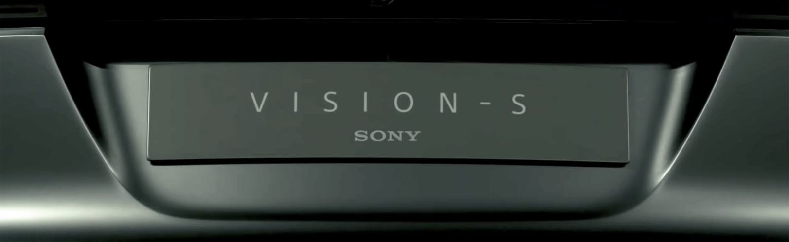 Sony Vision-S appears on a new video touting its sensing and audio technologies