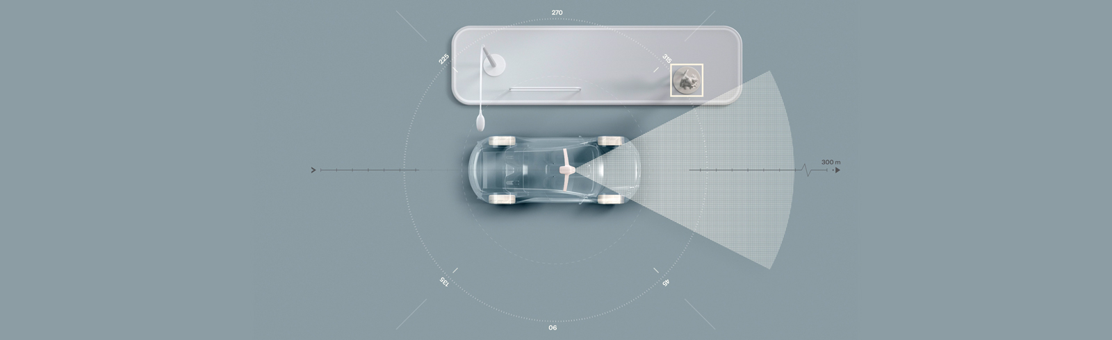Next generation pure electric Volvo comes with LiDAR technology and AI-driven super computer as standard