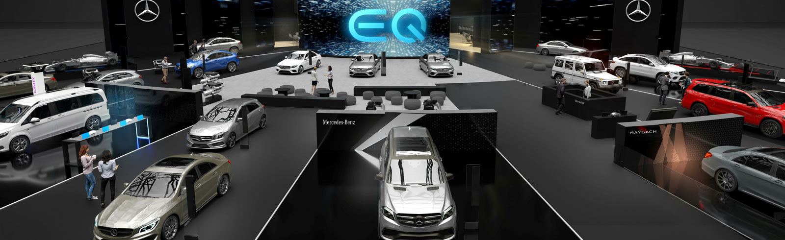 """Mercedes-Benz will showcase the VISION AVTR at the """"Meet Mercedes"""" event in Geneva"""