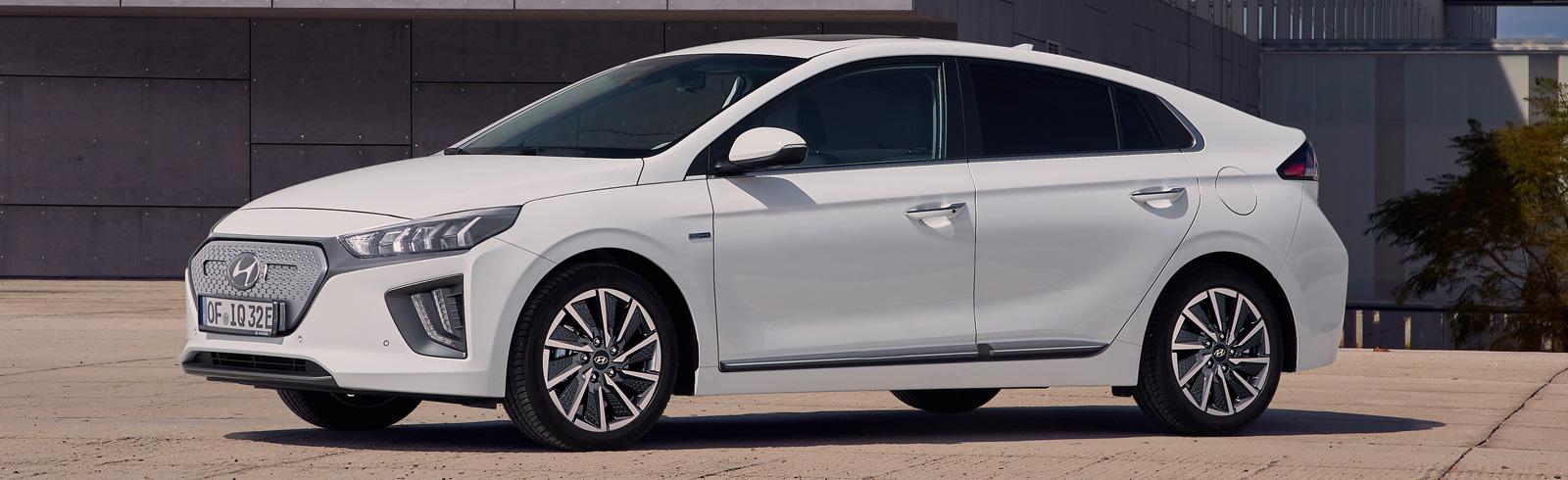 2020 Hyundai IONIQ Electric prices are announced