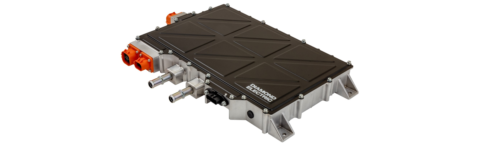 Diamond Electric has developed a 7.4 kW V2X onboard charger with one of the highest energy densities in the world