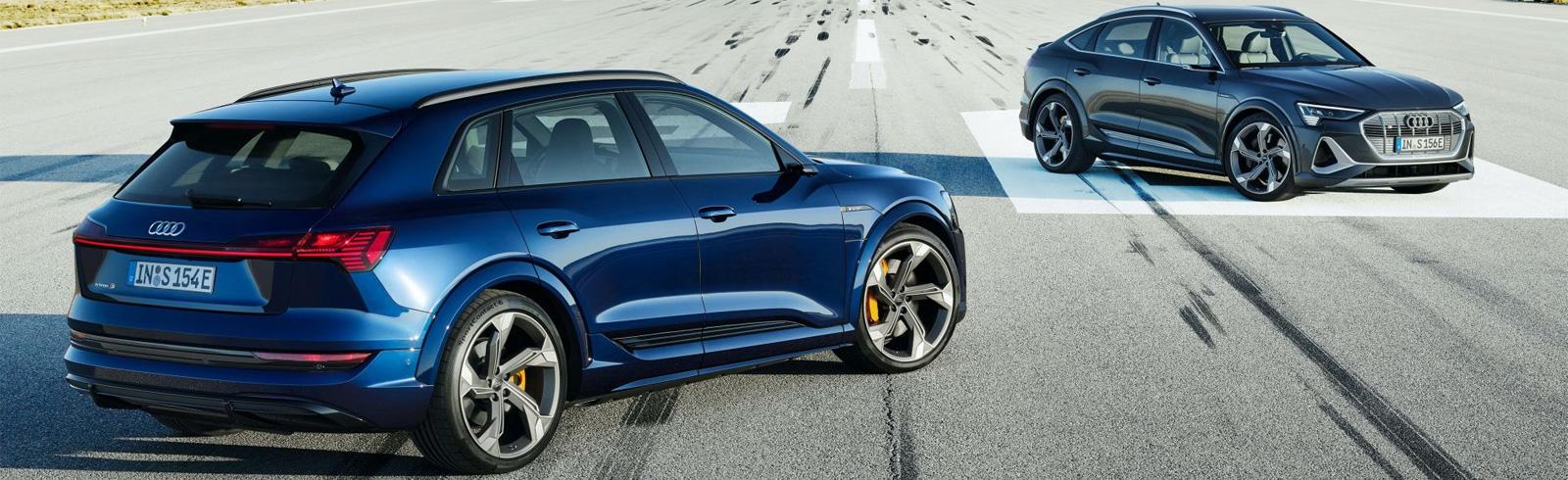 2021 Audi e-tron S And e-tron S Sportback are officially announced