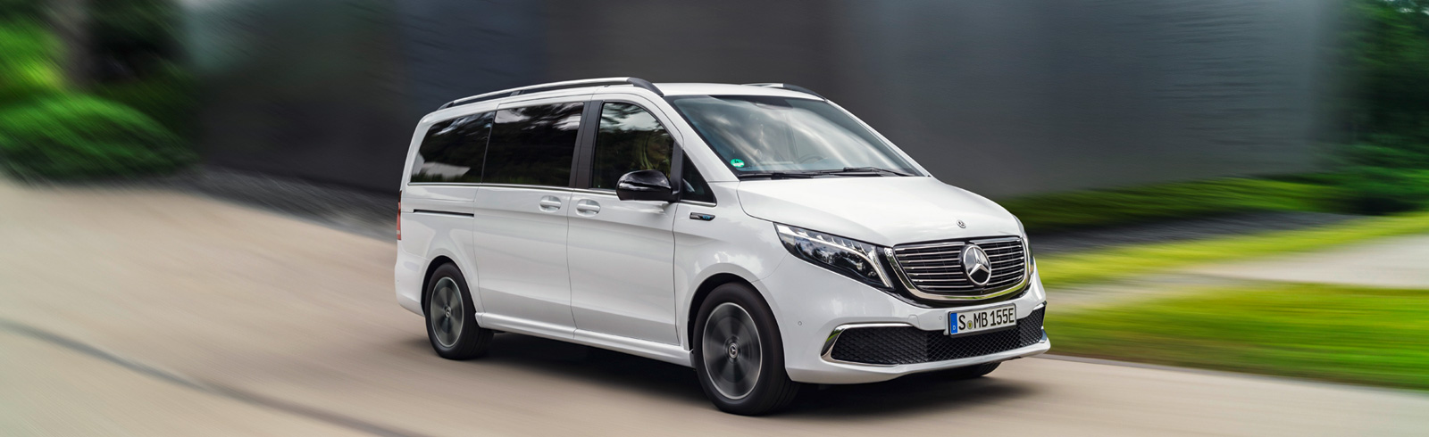 The all-electric Mercedes-Benz EQV - UK prices and specifications