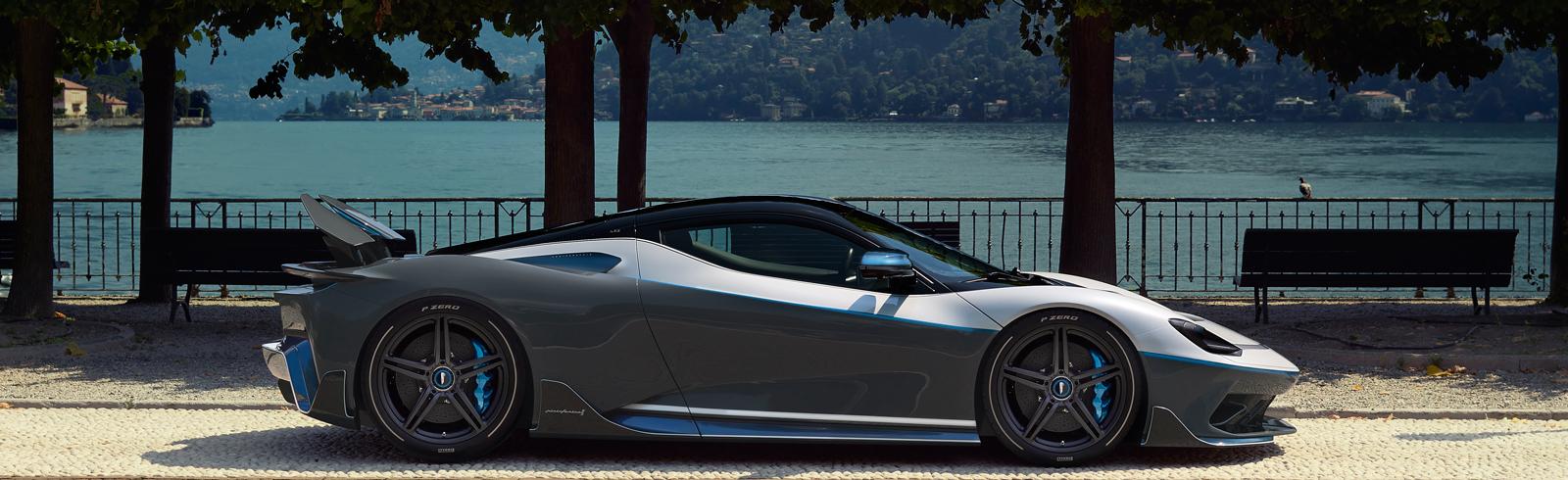First production-ready Pininfarina Battista prepared for world debut at Monterey Car Week