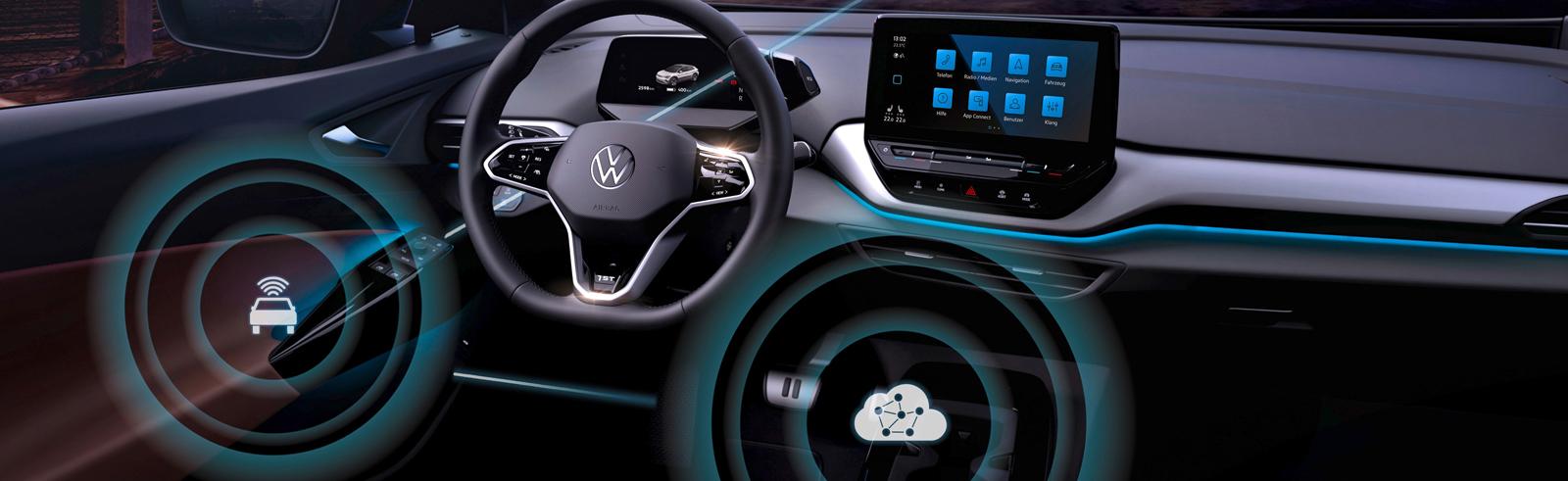 Volkswagen launches a regular OTA updates program for the ID family