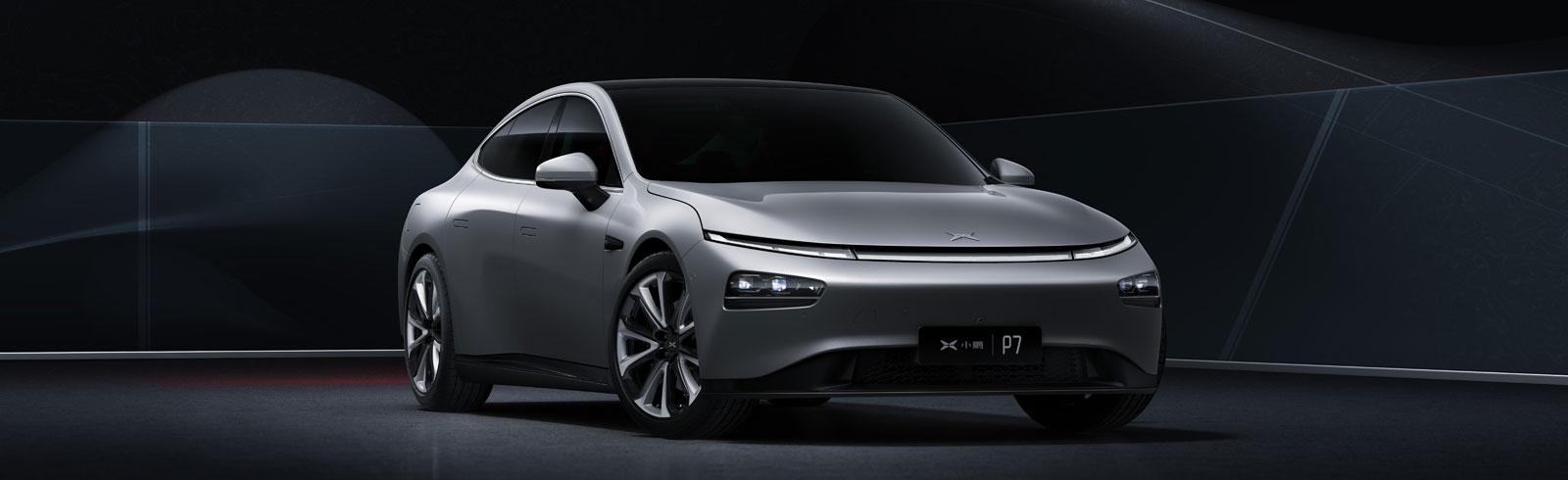 XPeng has produced 10,000 units of its P7 smart EV sedan