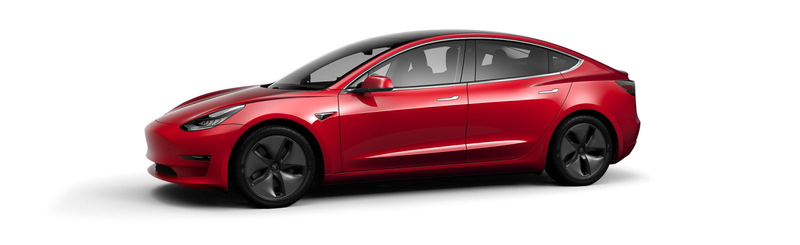 Tesla Model 3 Mid Range RWD is discontinued