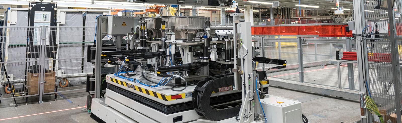 BMW's EV battery plant in the US doubles production volume