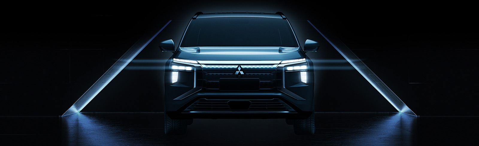 Mitsubishi teases the all-electric SUV AIRTREK at Auto Shanghai 2021
